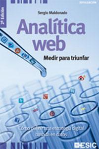 """Libro """"Analítica Web. Medir para triunfar"""""""