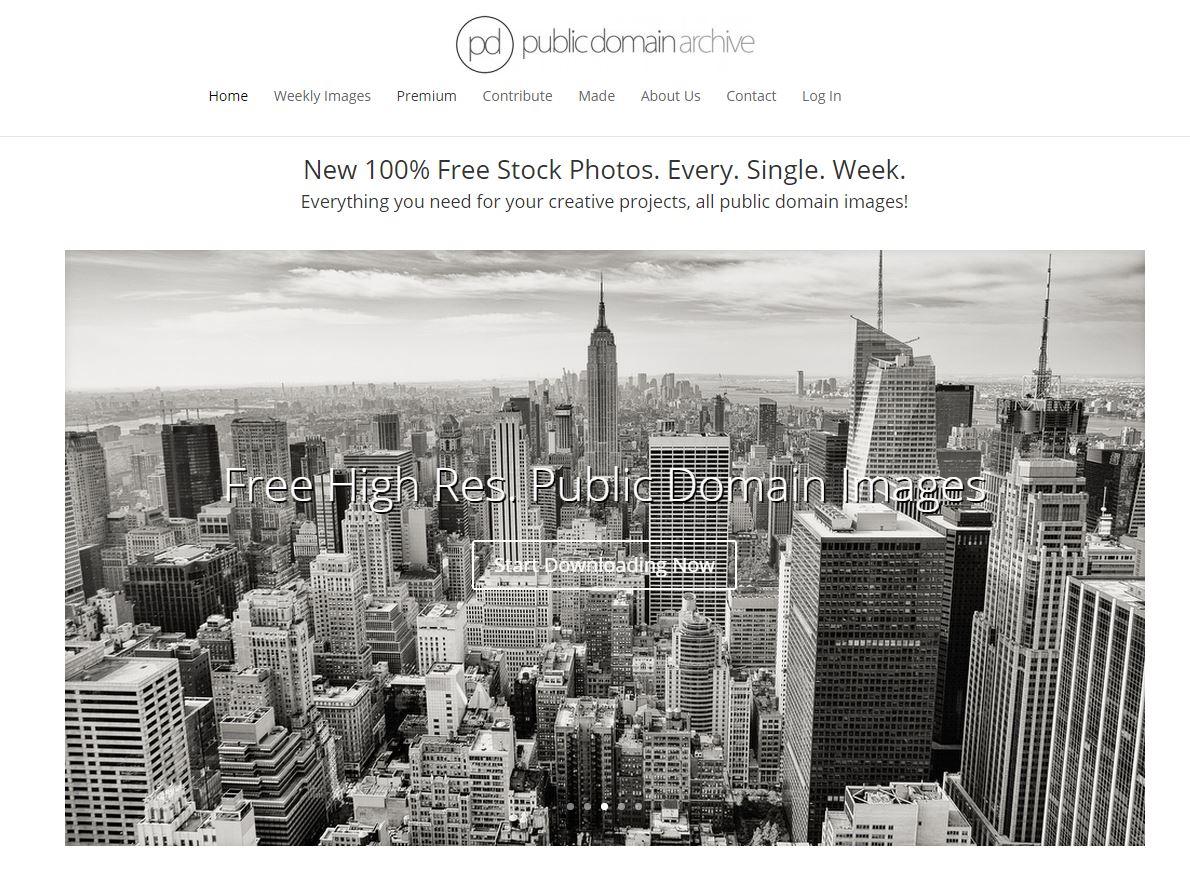 bancos-imagenes-07-public-domain-archive